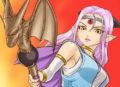 竜族の女神官エステラ
