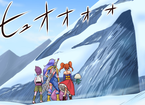 4コマ漫画DQXすごいよ!オガコさん第43話サムネイル
