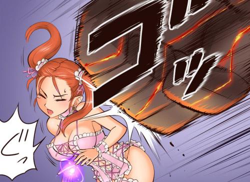 4コマ漫画DQXすごいよ!オガコさん第60話サムネイル