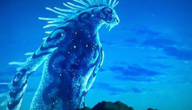もののけ姫シシ神