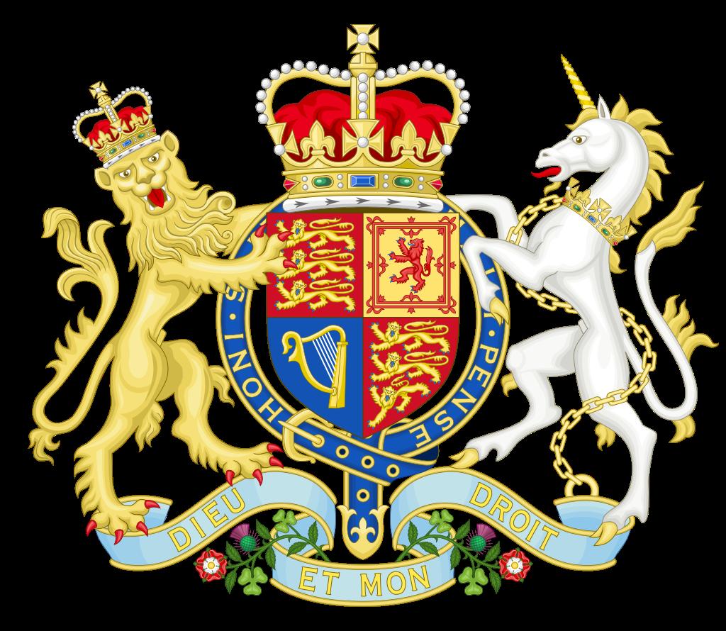 イギリス国章