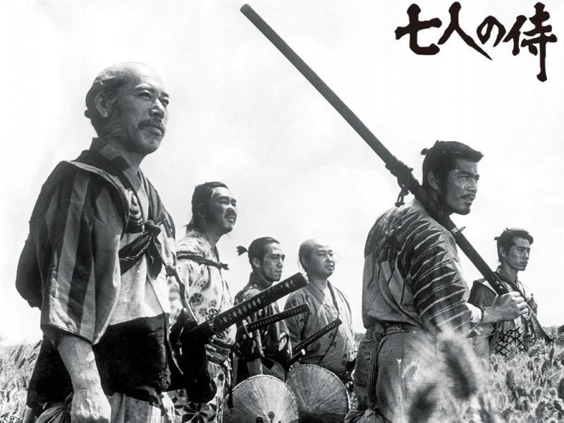 映画「七人の侍」