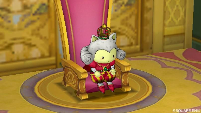 ドラクエ10ラグアス王子