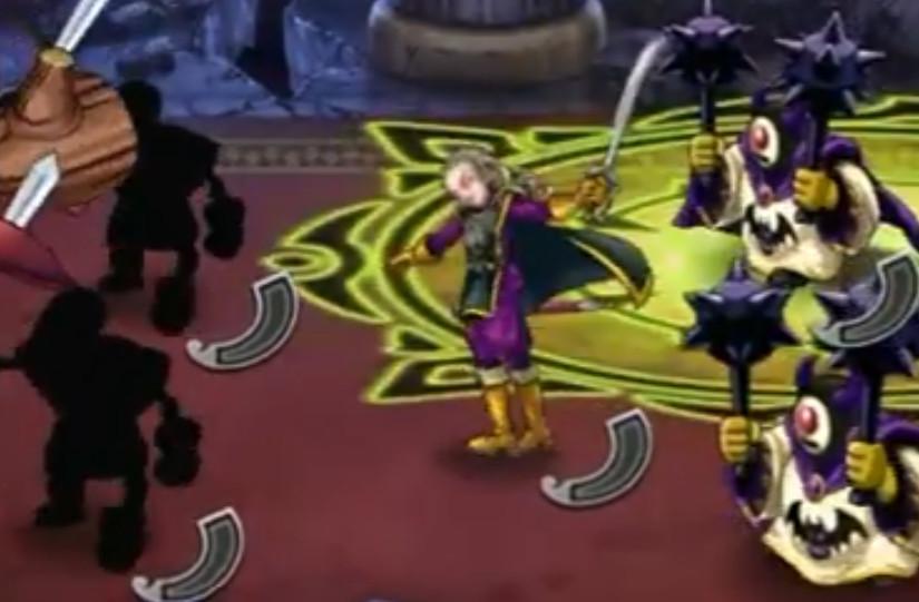 どこでもモンスターパレード 魔勇者アンルシア