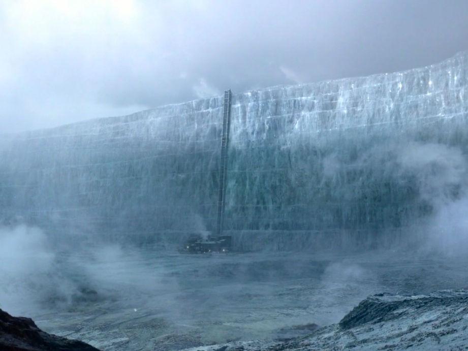 ゲーム・オブ・スローンズ北の壁