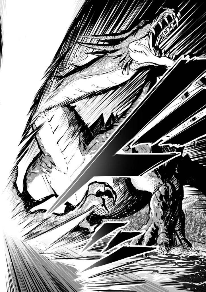 7ページ作画賞ドラゴン編-皆内ひなた008
